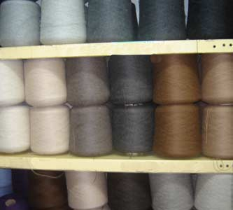 Soft Alpaca Yarn ready for making your items