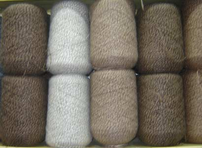 Fashion Boucle Baby Alpaca Yarn special raw material