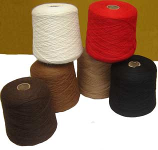 Blend Alpaca Yarn special raw material for your clothes