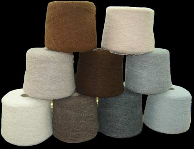 Fine Baby Alpaca Yarn Royal quality for hight quality clothes